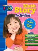 Preschool Fun - Math Story Activities