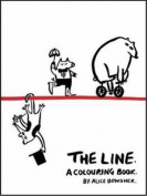 The Line: A Colouring Book