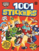 Transformers : Rescue Bots 1001 Stickers