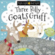Three Billy Goats Gruff (Night Night Sleep Tight) [Board book]