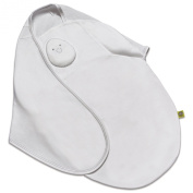 """Swaddle - """"Classic"""" Zen Swaddle - Weighted Baby Swaddle Blanket Mimics Touch. 2 in 1 Size (0-6 Months). 100% Cotton."""