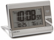 Seiko QHR024SLH Classic Digital Travel Clock