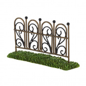 Department 56 Decorative Accessories for Village Collections, My Garden Fence General Accessory, 3cm