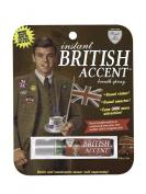 "Blue Q Gag Gift ""Intant British Accent"" Breath Spray"