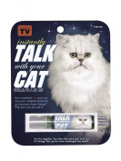 "Blue Q Gag Gift ""Instantly Talk With Your Cat"" Breath Spray"