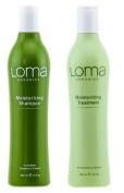 Loma Organics Moisturising Shampoo and Conditioner 350ml