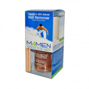 Moom Hair Removal Organic System For Men Ct