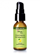 Best Exfoliator for Face- Ultimate Brightening Anti Ageing Serum by Joyal Beauty - Safely Removing Dead Skin Cells While Providing Skin's Natural Super Food