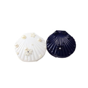 [Set of 2] Special Shell DIY Contact Lenses Box Case/Holders Storage Container