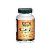Hemp Seed Oil 1000mg - 60 - Capsule