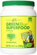 Amazing Grass Green Superfood Multivitamin Pineapple Lemongrass, 100 Servings, 730mls