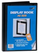 Tiger Presentation Display Book A5 40 Pockets [Pack 1]