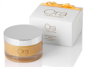 Ora Naturals Argan Body Scrub Revive - Grapefruit, Red Mandarin & Lemongrass 200ml