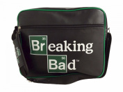 Breaking Bad Official Messenger Shoulder Bag - Breaking Bad Logo Design