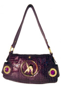 Betty Boop Handbag in Purple