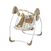 Chipolino Electric Baby Swing Comfort Lions