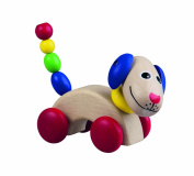 DETOA Wooden Moving Doggie