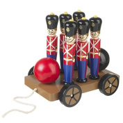 Orange Tree Toys : Soldier Skittles on Wheels