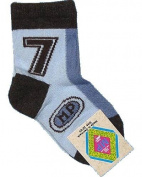 MP Baby Boys' Socks Blue Blue
