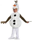 Disney Frozen Deluxe Olaf Costume | 12-18