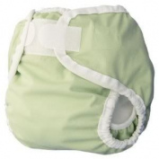 Thirsties Large Nappy Cover (Innovative Design Provides A Snug, Yet Comfortable Fit) - Celery Baby / Child / Infant / Kid