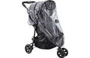 BabyStart 3 Wheeler Pushchair Raincover.