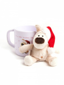 Boofle Baby Christmas 'For A Little Christmas Star' Cup and Soft Toy