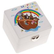 Noah's ark My First Tooth Keepsake Box