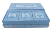 Gisela Graham - Baby Triple Keepsake Box Set - Blue