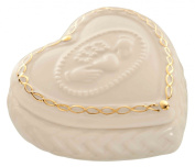 Belleek 1642 Gifts Claddagh Keepsake Box
