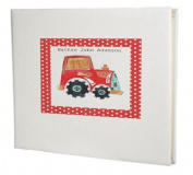 baby record book,baby memory book,Gift Ideas,Tractor