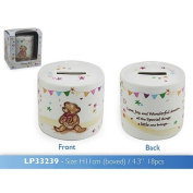 little bear hugs collection money box one with matching gift bag