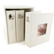 BAMBINO BABY'S SET OF 3 PHOTO ALBUMS