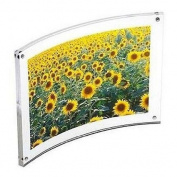 CURVED MAGNET FRAME by CANETTI 13cm x 18cm