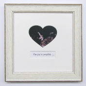 Baby Scan Photo Frame 20cm x 20cm