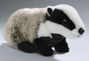 Soft Toy Badger 28cm. [Toy]