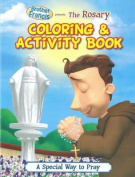 Coloring & Activity Book  : The Rosary