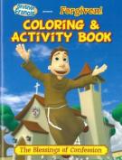 Coloring & Activity Book  : Forgiven