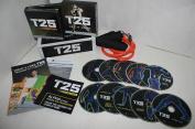 Focus T25 Fitness Program including extras