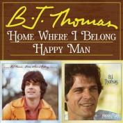 Home Where I Belong/Happy Man *