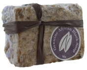 Genuine African Black Soap - 90g x 3