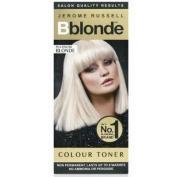 Bblonde Toner Platinum Blonde Non Permanent No Ammonia/Peroxide Brand New Pack Of 2