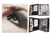 Creative Colours Perfect Eyes 10 Piece Make Up Look Book Gift set