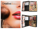 Creative Colours Perfectly Bronzed 15 Piece Make Up Look Book Gift set