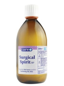 500 ml SURGICAL SPIRIT FOR USE AS A SKIN CLEANSER OR DISINFECTANT