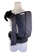 Scootababy Hip Carrier, Charcoal