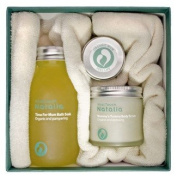 Natalia Mum's Gorgeous Pampering Box - natural botanical aromatherapy skincare gift set for new mothers