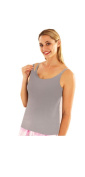 Emma Jane Nursing Top 821, Grey