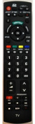 Replacement Remote Control for Panasonic TV N2QAYB000487
