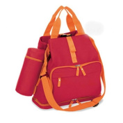 Reisenthel Baby Bag Red Carrot